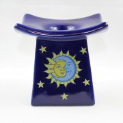 Celestial Tower Ceramic Oil Burner Warmer