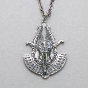 Osiris Bust Necklace