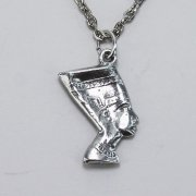 Nefertiti Bust Necklace