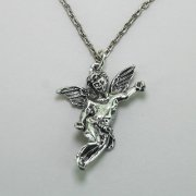 Sweet Cherub Necklace