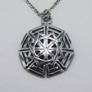 Octagram Star Necklace