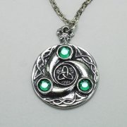 Celtic Triquetra Necklace