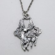 Flying Pegasus Necklace