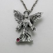 Blessing Angel Necklace