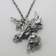 Pegacorn Necklace