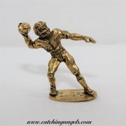 Gridiron Football Player