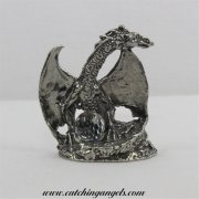 Dragon with Crystal