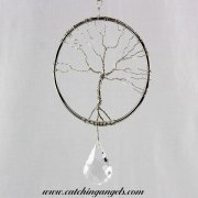 Winter Tree of Life Suncatcher
