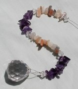 Friendship Gemstone Suncatcher