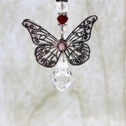 Lacewing Butterfly Suncatcher