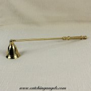 Brass Candle Snuffer Douter