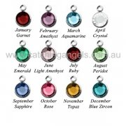 Round Birthstone Add On