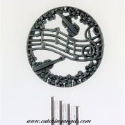 Musical Notes Wind Chime